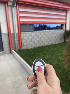 гаражна врата с дистанционно