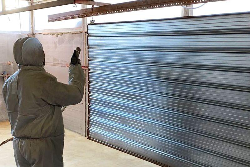 производство на гаражни врати